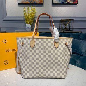 Louis Vuitton LV Neverfull MM N41605